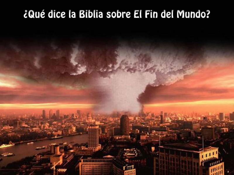 fin del mundo, biblia, terminar, muerte, destruccion del planeta