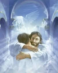 dejándonos amar, el amor de dios, amor, dios