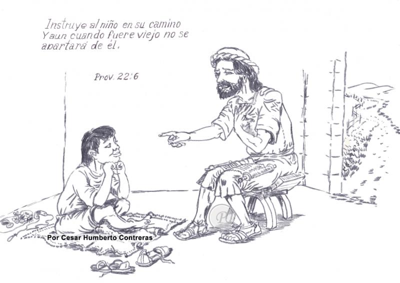 Estudios con Imagenes para Escuela biblica